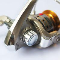 aluminum salt water - 2014 Fishing Reel For Salt Water Fishing Spin Reel SG5000A BB GEAR RATIO High Quality Metal Aluminum spool spinning