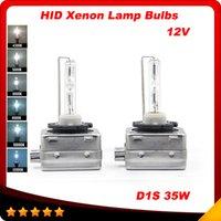 D1S D4S 35W 12V ocultó lámpara de xenón lámpara de xenón para el reemplazo HID Xenon linterna del coche 4300K 5000K 6000K 8000K 10000K 12000K