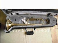 Wholesale Time down the alto B F key tone sandhi trombone instruments copper phosphorus mass beginners level playing
