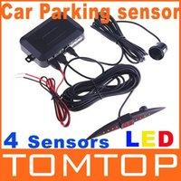 Wholesale LED display Car parking sensor with sensors sound alert