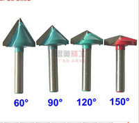 Wholesale CNC Wood Engraving D Bits Router V Groove Acrylic Degree mm x mm Degree mm x mm Degree mm x mm Degree mm x mm