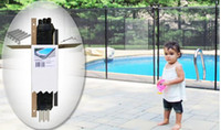 aluminum fencing - The swimming pool movable Fence m