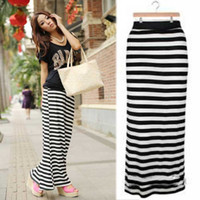 Black and white striped skirt outfits – Fashionable skirts 2017 ...