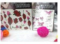 Wholesale Decals Temporary Tattoos Body Tattoos Body Decoration Gift Item Body sticker