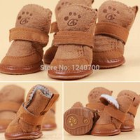 Wholesale A28 Details about New Fancy Dress up Pet Dog Chihuahua Boots Puppy Shoes For Small Dog IA966 P