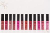 best lip gloss brand - Best NYX Soft Matte Lip Cream Lipstick NYX Makeup Charming Long lasting Daily Party Brand Glossy Makeup Lipsticks Lip Gloss