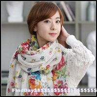 beaches in bali - P large size yarn scarves Bali Ms all match scarf round a hundred flowers contend in beauty beach towel