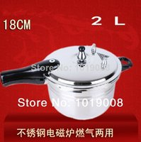 stainless steel induction cooker - Stainless Steel Pressure Cooker Induction Cooker Commercial Pressure Cooker Explosion Proof Pressure Cooker