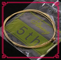 Wholesale High quality set XL in Acoustic Guitar Strings for Fender Guitar Parts Accessories