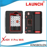 Engine Analyzer automotive key programmer - Newly Launch X431 V Multi language X Pro Full System Automotive Diagnostic Tool x v with Bluetooth Wifi In stock Two years warranty