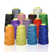 apparel machine - New m Polyester Sewing DIY Thread Machine Upholstery Embroidery Craft Quilting Thread Apparel Sewing Notions Tools Colors