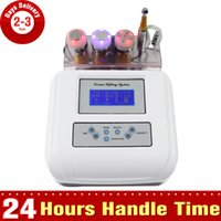 area equipment - Face Eye Area Care Photon Ultrasonic No Needle Mesotherapy Skin Lift Wrinkle Removal Beauty Salon Skin Tightening Equipment