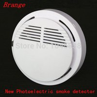 Wholesale Smoke Detector Stand alone Fire alarm For home safety V Battery Quality product xpcs