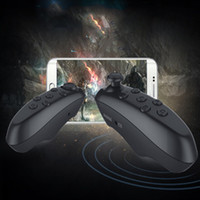 Wholesale Wireless Bluetooth Remote Controller Compatible with D VR Glasses Google Cardboard Selfie Camera Shutter for IOS and Android System