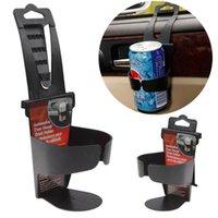 Wholesale Hottest Newest Arrivals Universal Auto Car Vehicle Truck Door Drink Bottle Cup Clip Mount Holder Black c306