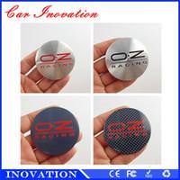 Cheap OZ Racing car sticker decal Best OZ Racing wheel center cap