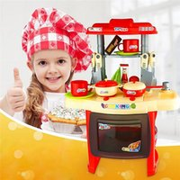 beauty set for kids - Kids Toys Mother Garden Beauty Kitchen Cooking Toy Play Set For Children And Parents Games Play