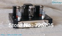 tube amplifier - HIFI Single ended Pure Class A Tube Amplifier N9 preamp tube EL34 power amplification Z3PJ Rectifier Model WVT2016