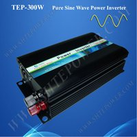 Wholesale pure sine peak power w rated power w dc v to ac v inverter for solar panel