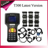 achat en gros de programmation des touches renault-Outil de programmation T300 Auto Key T code T300 Transponder Key Programmer Noir Couleur
