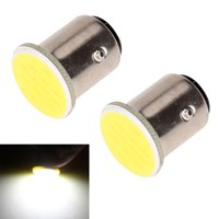 auto bulbs direct - 2015 Direct Selling New Arrival Hyundai Xenon Parking Automobiles Cob Led Bulbs Bay15d smd White Auto Car Brake Stop Light Bulb v