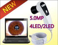Wholesale CE MP LED LED lamp USB Eye Iris Iriscope Iridology Iridoscope Camera Iriskope with PRO Software