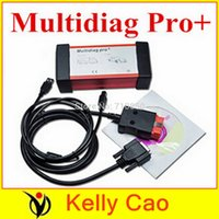 Cheap Wholesale-New 2014 R2 with Keygen Multidiag pro CDP Plus PRO without Bluetooth For Truck Car Auto OBD OBDII Scanner cdp Diagnostic tools