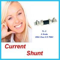 Wholesale FL Shunt Resistor for DC A mV Ammeter Panel meter