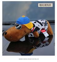 Compra Purificar en gel-Cute perro muñeca coche desodorante bambú bolsa de carbón purificar purificador de aire auto disminuir la radiación juguetes de decoración interior Car Fuentes frescas