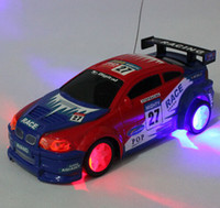 Wholesale Speed Drift Remote Control Car Electric Toy Car Tires Lights Flashing Toys Children Toy Car