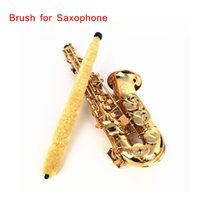 alto cleaning - Cleaning Brush Cleaner Pad Saver for Alto Sax Saxophone Soft Durable New Arrivel