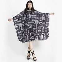 Wholesale 2016 New Adult Salon Barbers Hairdressing Hairdresser Hair Cutting Cape Gown Clothes