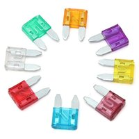 Wholesale New Mini Car Auto Truck Blade Fuse Amp Mixed Colors