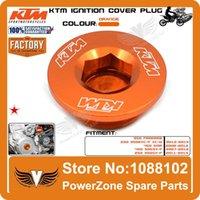 Wholesale KTM Engine Igntion Cover Plug Fit KTM SXF SMR EXCF XCW DUKE R SMC SM SMT SMR SUPERDUKE ADV RC8 order lt no