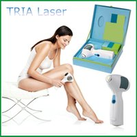 tria laser hair removal system - Tria Laser Hair Removal System Version Brand new Men Women Professional Hair Removal Device Removal hair catcher DHL