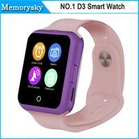 achat en gros de support d'affichage-D3 No.1 Bluetooth montre intelligente Bluetooth avec 1,55