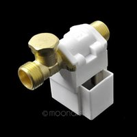 Wholesale US STOCK New Electric Solenoid Valve For Water Air N C V DC quot Normally Closed Home Using Accessories J CDA0916