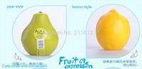apple flavors - Fruit Flavors Hand Cream Tastes Peach Pear apple lemon Moist Hands Skin Top Skin Care Cosmetics Hand Lotion