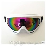 Wholesale 2015 X400 UV Motorcycle Glasses Protection Outdoor Sports Goggles Motorcycle Off Road Cycling Goggle Glasses Eyewear Lens