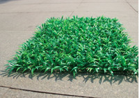 artificial turf rugs - 25 cm artificial plastic turf lawn simulation lawn fake grass carpet balcony kindergarten roof rug AE03009 order lt no track