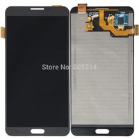 Cheap Gray LCD Display Digitizer Assembly for Note 3Touch Screen Digitizer For Samsung Galaxy Note 3 N9006 N9005 N900 Free Ship SAM901