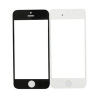 bar glasses wholesale - 100PCS For iPhone S C G Cheap Price and High Quality Touch Screen Glass Lens Replacement DHL