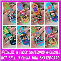 Wholesale Best Price specialize in finger board finger skate boarding sport mini skateboard toys for kids boys