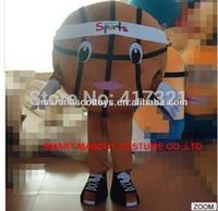 basketball mascots - high quality adult basketball mascot costume