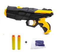 Wholesale Water Bomb Crystal Gun Can Transmit Crystal Simulation Toy Gun Bullet Soft Elastic Toy For Children
