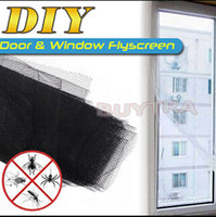 Wholesale 2014 New Novetly cm Summer Mosquito Protector Window Screens Brand White Window Mesh