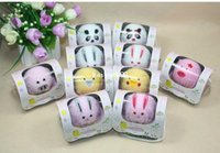 cake towel - Cotton gift animal cake towel duck rabbit panda pig wedding gift favor birthday gift