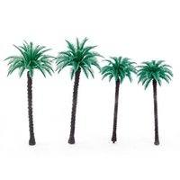 Wholesale FS Hot Inch Inch Coconut Palm Trees Layout Train Scale order lt no track