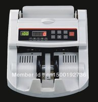Wholesale Banknote Currency Cash Money Bill Counter with UV MG detection EU Cash financial equipment wholesaler