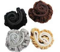 Wholesale Fashion Hot Warm plush winter car steering wheel cover imitation wool Universal auto supplies car accessories